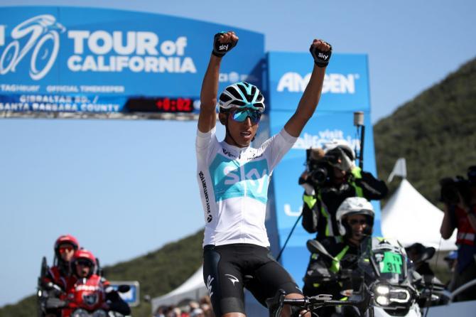 7714dd150fb20 Egan Bernal suverénně ovládl Tour of California (cyclingnews.com)